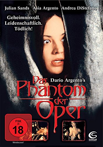 Dario Argento's Das Phantom der Oper -- via Amazon Partnerprogramm