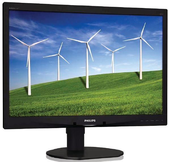 Philips B-Line 240B4LPYNB black, 24""