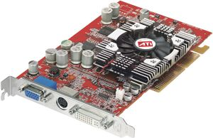 connect3D Radeon 9600 XT, 256MB DDR, DVI, TV-out, AGP (6056)