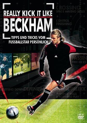 Really Kick it Like Beckham - Tipps und Tricks vom Fußballstar -- via Amazon Partnerprogramm