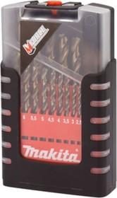 Makita M-Force HSS Metallbohrer-Set, 19-tlg. (D-29876)