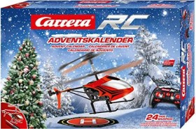 Carrera RC Advent Helicopter Calendar 2019 (370501042)