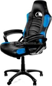 Arozzi Enzo Gamingstuhl, schwarz/blau (ENZO-BL)