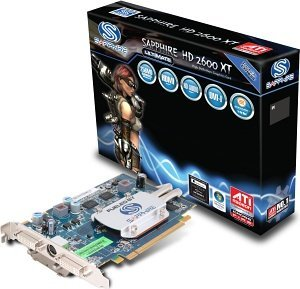 Sapphire Ultimate Radeon HD 2600 XT, 256MB DDR3, 2x DVI, TV-out, PCIe, full retail (11110-08-50)