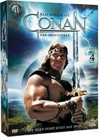 Conan, der Abenteurer Season 2 (DVD)