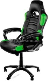 Arozzi Enzo Gamingstuhl, schwarz/grün (ENZO-GN)
