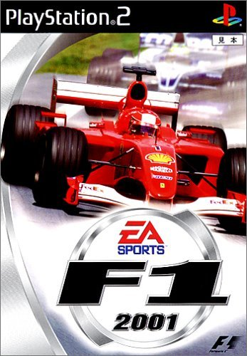 F1 2001 (deutsch) (PS2) -- via Amazon Partnerprogramm