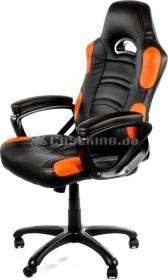 Arozzi Enzo Gamingstuhl, schwarz/orange (ENZO-OR)
