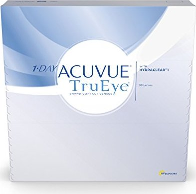 Johnson & Johnson 1-Day Acuvue TruEye, sztuk 90 -- via Amazon Partnerprogramm
