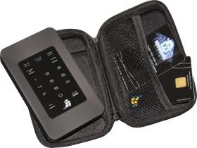 Digittrade HS256 High Security 2TB SSD, USB 2.0 Micro-B/FireWire 400/800 (DG-HS256-2TBS)