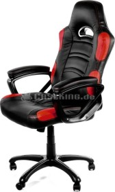 Arozzi Enzo Gamingstuhl, schwarz/rot (ENZO-RD)