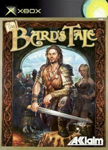 The Bard's Tale (niemiecki) (Xbox)