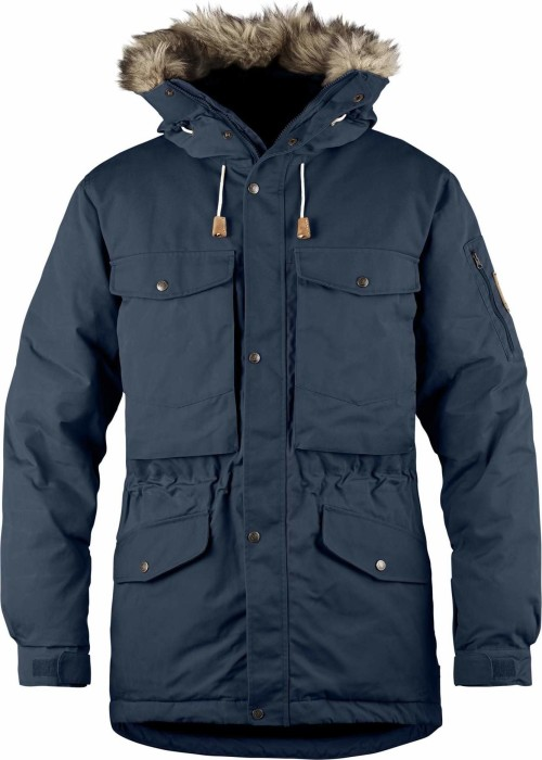 Fjällräven Singi Down Jacket storm (men) (F82278-638)