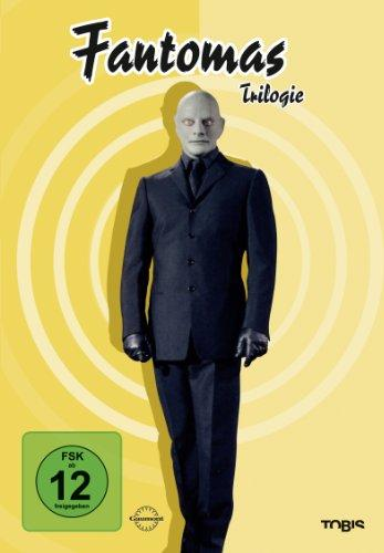Fantomas 1-3 Box -- via Amazon Partnerprogramm