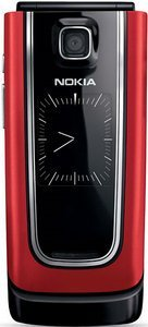 Nokia 6555 red