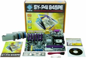 Soyo SY-P4I845PE (PC-2700 DDR)