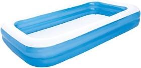 Bestway Family Pool Deluxe Blue paddling pool (54009)