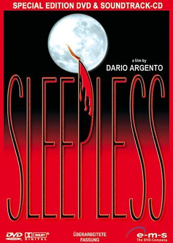 Dario Argento's Sleepless -- via Amazon Partnerprogramm