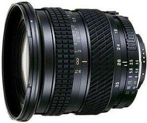 Tokina AF 19-35mm 3.5-4.5 für Nikon F schwarz (T4193503)