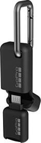GoPro Quik Key microSD single-slot-Card Readers, USB 2.0 micro-B [plug] (AMCRU-001)