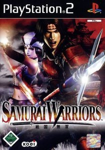 Samurai Warriors (niemiecki) (PS2)