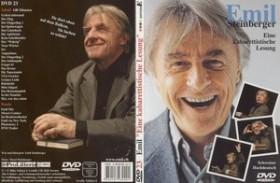Emil Steinberger - Eine kabarettistische Lesung (DVD)