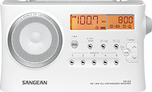 Sangean PRD4 -- via Amazon Partnerprogramm