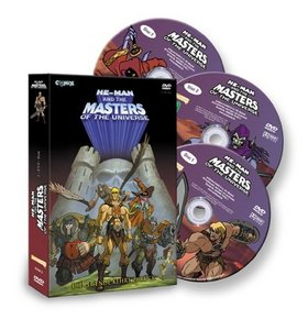 He-Man and the Masters of the Universe Box zestaw 1