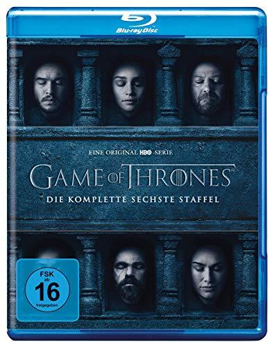 Game of Thrones Season  6 (Blu-ray) -- via Amazon Partnerprogramm