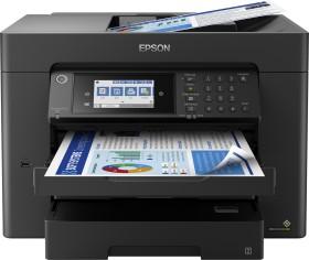 Epson WorkForce WF-7840DTWF, Tinte, mehrfarbig (C11CH67402)
