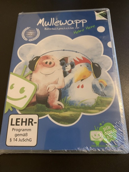 Bilderbuch-Kino: Mullewapp -- via Amazon Partnerprogramm