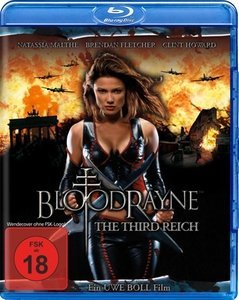 Bloodrayne 3 - The Third Reich (Blu-ray)
