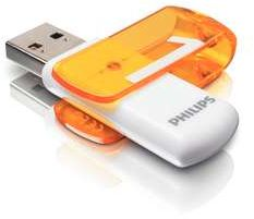 Philips Vivid Edition 1GB, USB-A 2.0 (FM01FD05B/00)