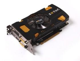 Zotac GeForce GTX 550 Ti, 1GB GDDR5, 2x DVI, HDMI, DP (ZT-50401-10L)