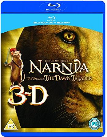 The Chronicles Of Narnia - The Voyage of the Dawn Treader (3D) (Blu-ray) (UK) -- via Amazon Partnerprogramm