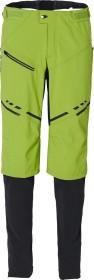 VauDe Virt Softshell II Fahrradhose lang chute green (Herren) (05723-459)