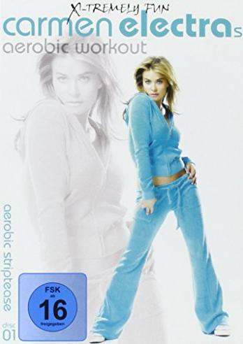 Carmen Electra - Aerobic Striptease 1 -- via Amazon Partnerprogramm
