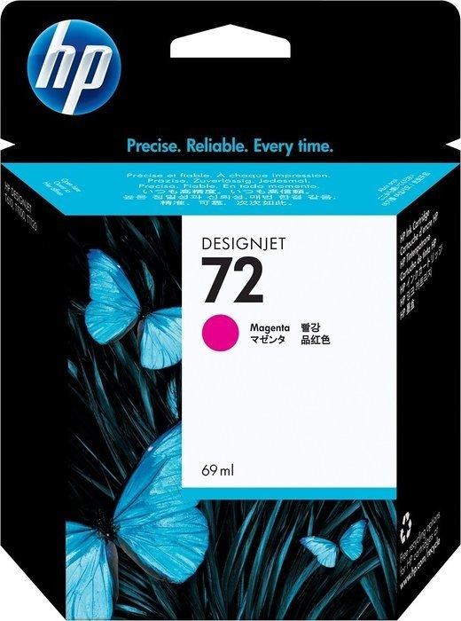 HP 72 Tinte magenta 69ml (C9399A)