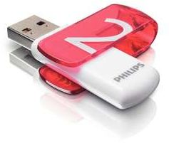Philips Vivid Edition 2GB, USB-A 2.0 (FM02FD05B/00)