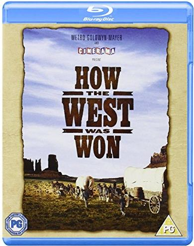How the West Was Won (Blu-ray) (UK) -- via Amazon Partnerprogramm