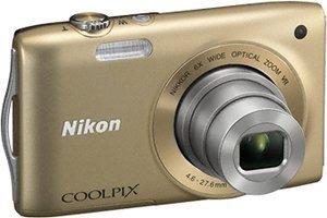 Nikon Coolpix S3300 gold (VMA953E1)