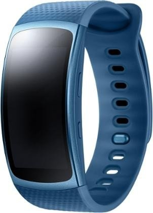 Samsung Gear Fit 2 R360 Large blau