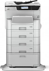 Epson WorkForce Pro WF-C8690D3TWFC, Tinte (C11CG68401BP)