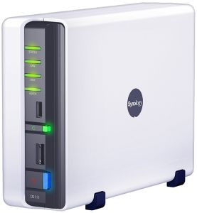 Synology Diskstation DS111 500GB, 1x Gb LAN