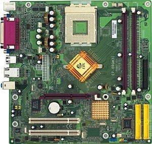 EPoX EP-8RGM3i, nForce2 IGP 400 (dual PC-3200 DDR)