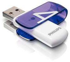 Philips Vivid Edition 4GB, USB-A 2.0 (FM04FD05B/00)