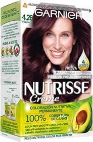 Garnier Nutrisse colour sensation hair colour 4.26 dark Bordeaux