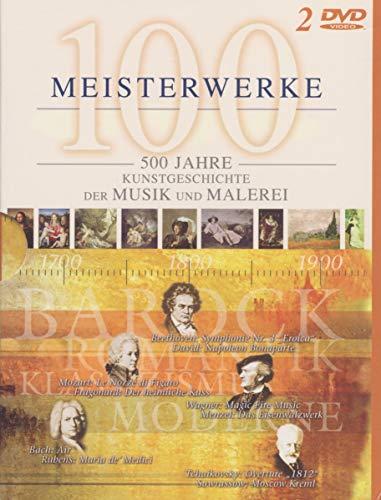 100 Meisterwerke - 500 Jahre Musik und Malerei -- via Amazon Partnerprogramm