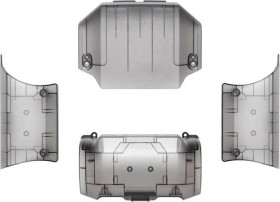 DJI RoboMaster S1 Chassis-Panzerung