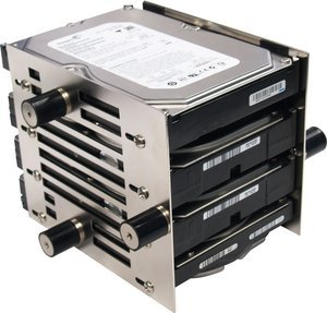 Scythe Hard Disk stabilizer x4 (SCY-HDSX4) -- without Hard Drives